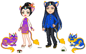 Customs for xXPoisonAdoptsXx by mouldyCat