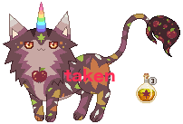 [CLOSED] UniCat with Autumn Theme