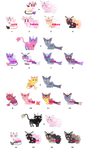 [CLOSED] new fish mutant kittens