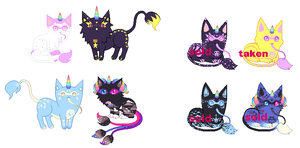 [CLOSED] Spacecat Breedings by mouldyCat