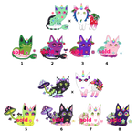 [CLOSED] Breedings with new Flower Butts by mouldyCat