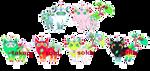 [PENDING] Ice x Cherish Breeding by mouldyCat