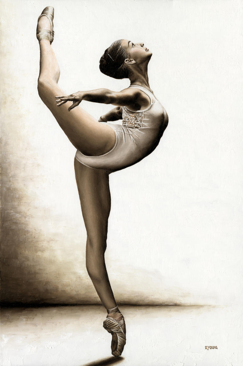 Musing Dancer