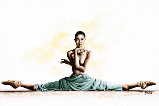 Private Dancer -  Mayu Graliska-Sakai - medium