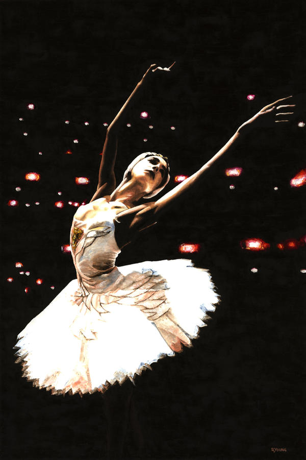 Prima Ballerina by ryoung on DeviantArt