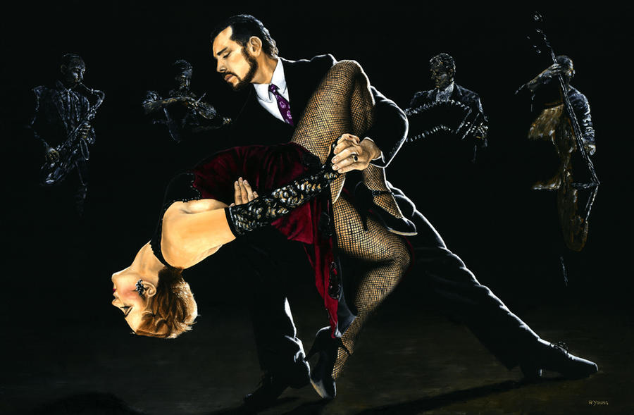 For the love of Tango by ryoung