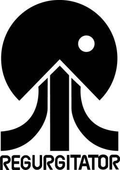 Regurgitator - Jingles Logo