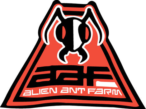 Alien Ant farm: Anthology Logo