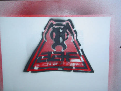 Alien Ant Farm Stencil Done