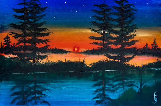 4th Acrylic Paint