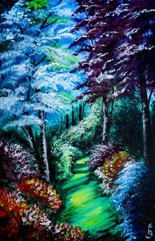 Acrylic Paint Nr 6