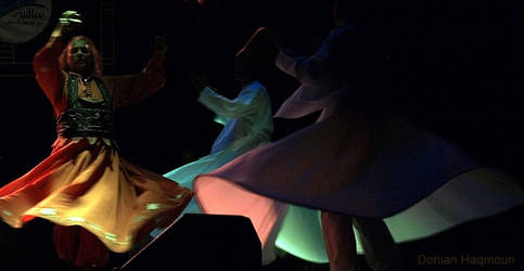 Whirling Colours