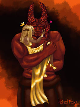 Ninali and Azazel