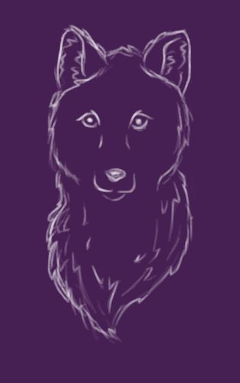 I, Wolf by GaiaTheHedgehog15