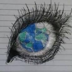 The Way The World Looks by GaiaTheHedgehog15