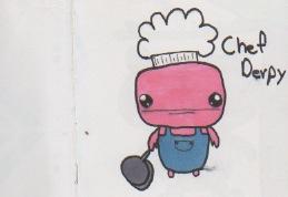 Chef Derpy by wondergirf