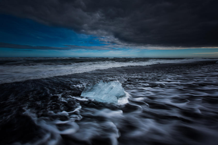 The Ice Beach by JDalmeida