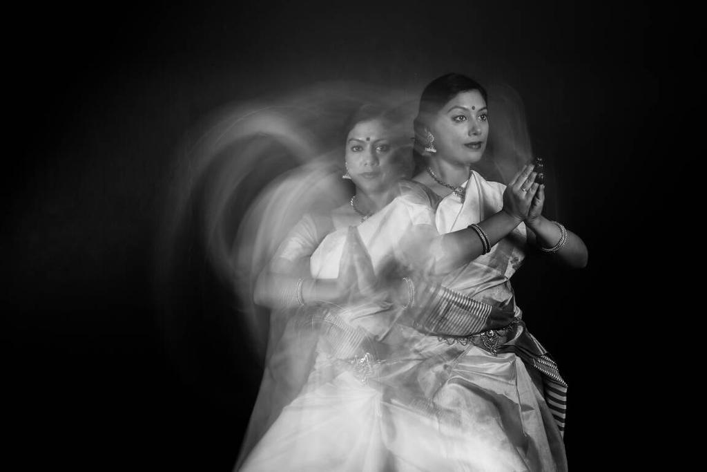 Mohiniyattam Dancer by JDalmeida