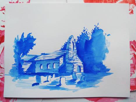 Watercolor sketches #2