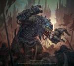 Gorgoroth Hill-troll