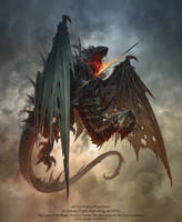 Nazgul of Mordor by D8P