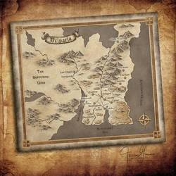 Deiparia Map (commission)