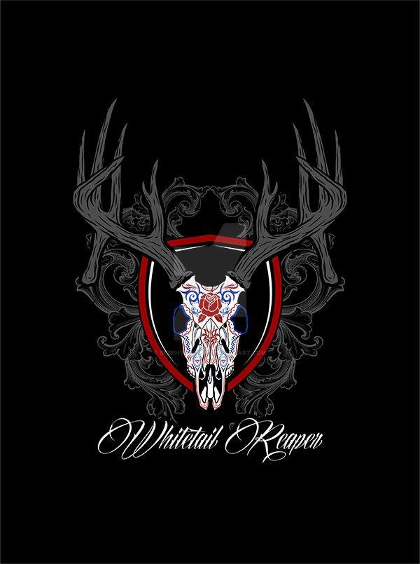 Whitetail-Reaper2 by bebehsurebeh
