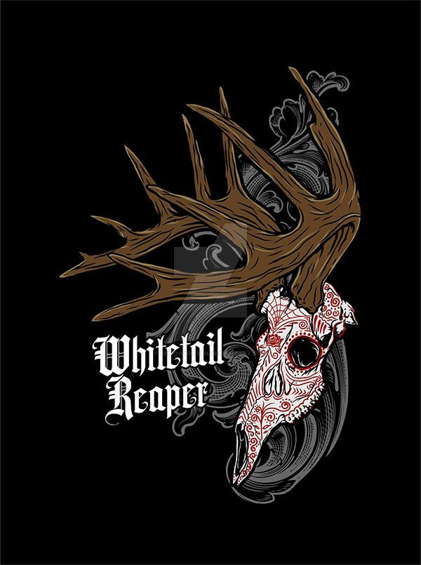 Whitetail-Reaper by bebehsurebeh