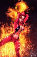 FireBrandi by Pat + Booom by FireBrandi