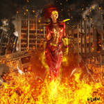 FireBrandi by Isikol