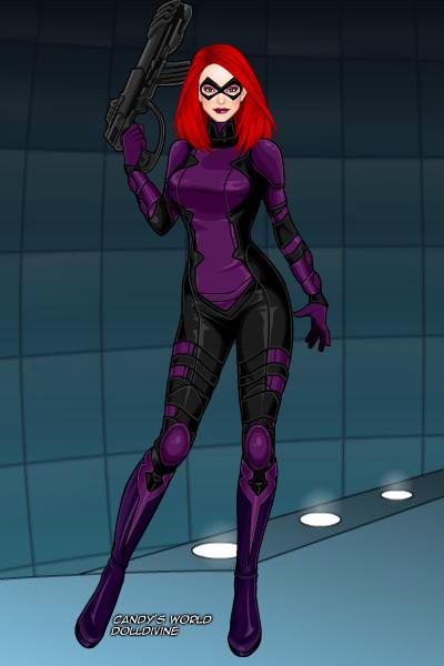 Kim Paler  X-Girl version by FireBrandi