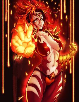FireBrandi by Karosu-Maker