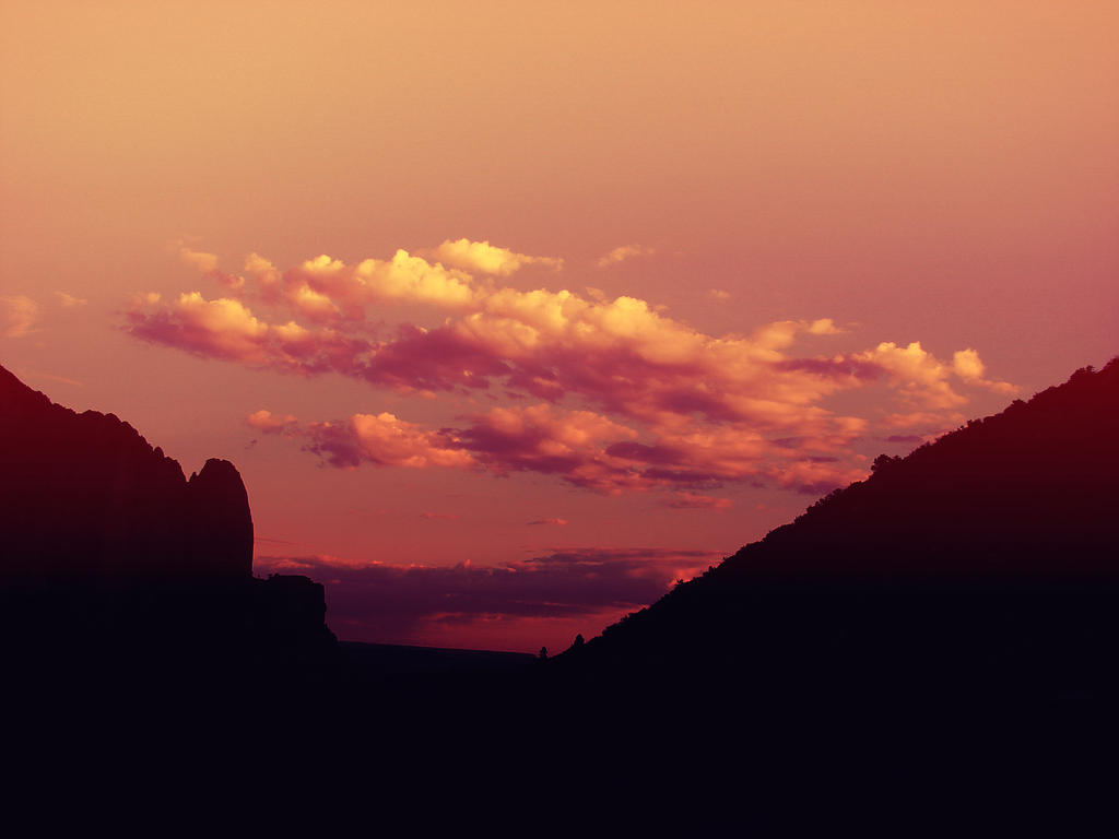 A Sunset to Remember Entry by Morna