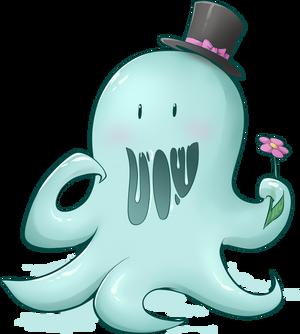 Mr slime monster