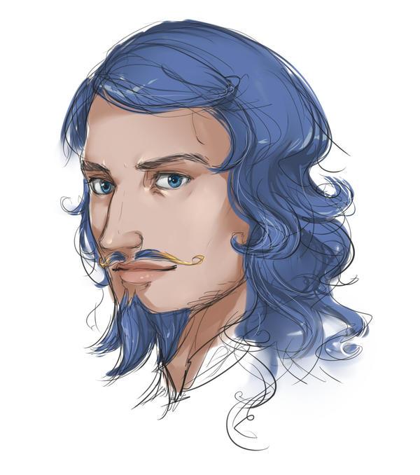 Daario Naharis by Gill-Goo on DeviantArt Daario Naharis Fan Art