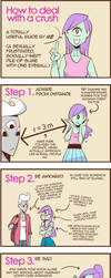 How to deal with your crush? - 5 steps by Gill-Goo