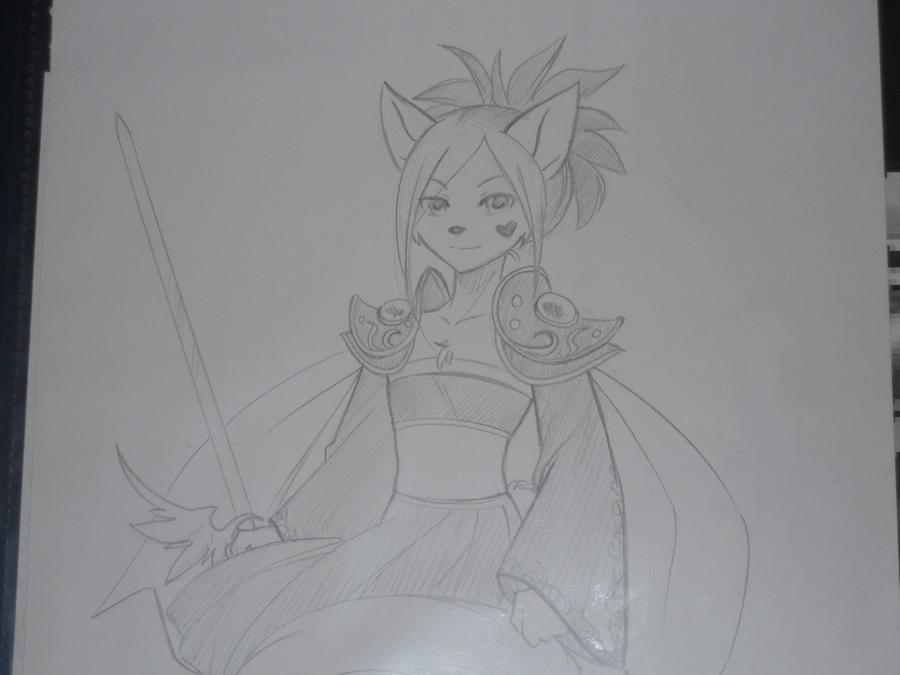 Yuki Neigeux by SnowKittenYuki