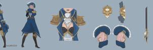 FFXIII Lightning Returns  Contest- Royal Cavalier