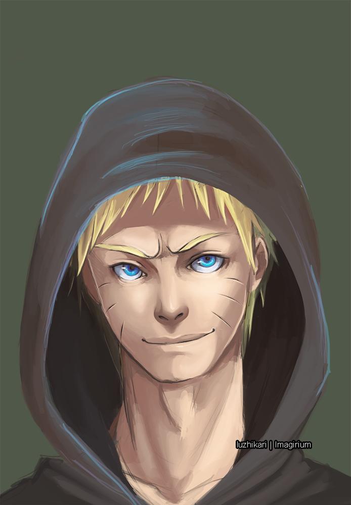 Naruto The last headshot by luzhikari