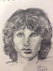 Jim Morrison by ClassicROCKtrash