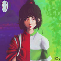 Chihiro by Aru06