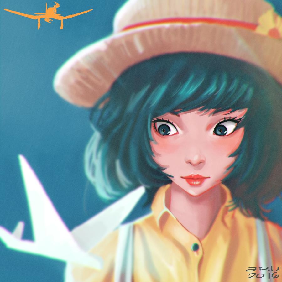 Naoko by Aru06