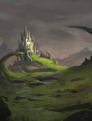 Castle by Aru06