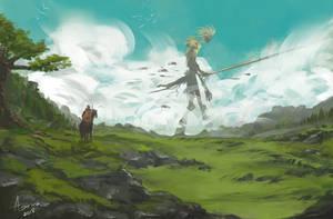 Fantasy 2 by Aru06