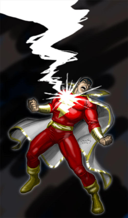 Shazam by laurides