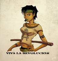Viva La Revolucion by mrudowski