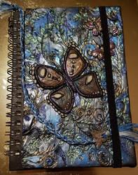 butterfly journal by creativitieskey