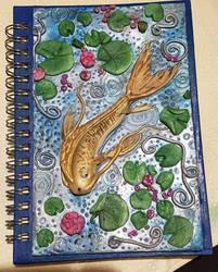 interpretation koi journal  by creativitieskey