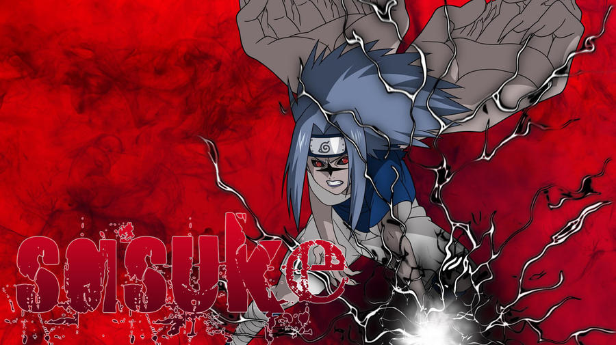 sasuke curse mark wallpaper by bangalybashir on DeviantArt