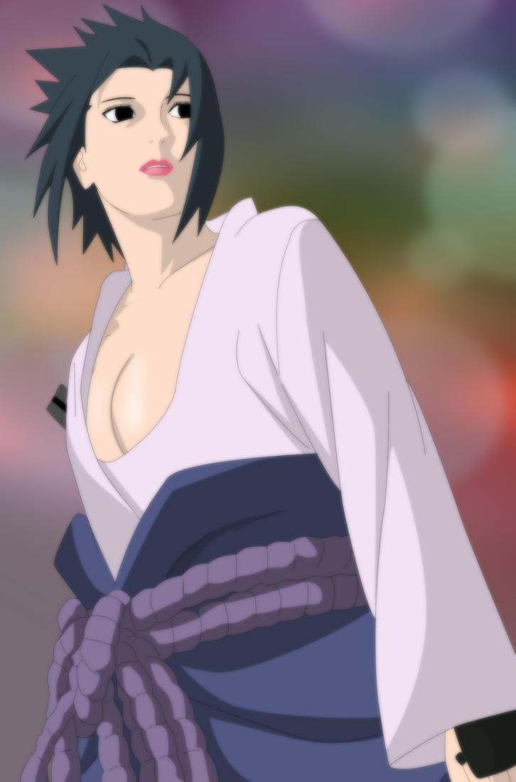 Young Fem!Sasuke Uchiha by RomanoLoves-Italy3 on DeviantArt